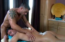 Een sensuele massage met happy ending