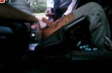 Gay cruising op de parkeerplaats
