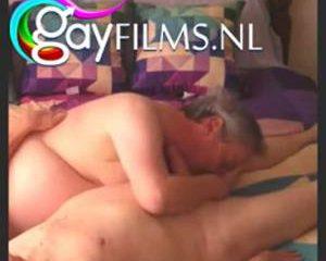 Een gay standje 69 op Viagra